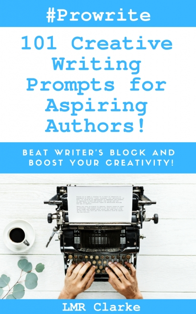 101 Creative Writing Prompts for Aspiring Authors