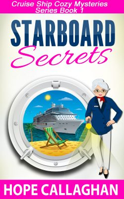 Cozy Mysteries Book, Starboard Secrets